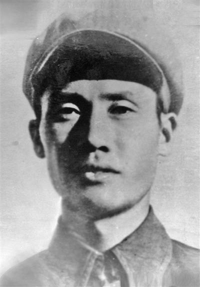吴国璋:战斗模范 热血忠诚