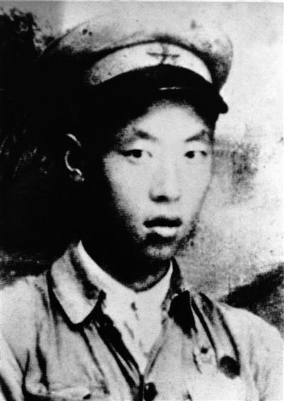杨春增:奋勇冲锋 凛然赴死