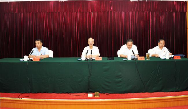 全省党史部门主要负责人会议在郑州召开