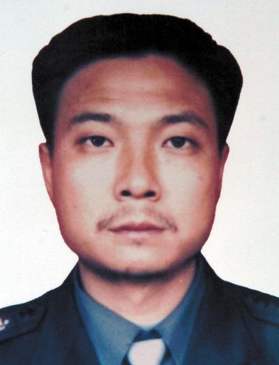 吴光林:  缉毒英雄 冲锋在前