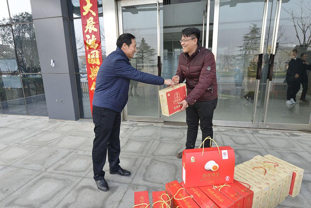 牛年春节7
