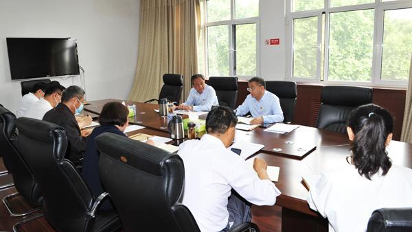 省委党史研究室理论学习中心组对新民主主义革命时期党的历史进行专题学习研讨