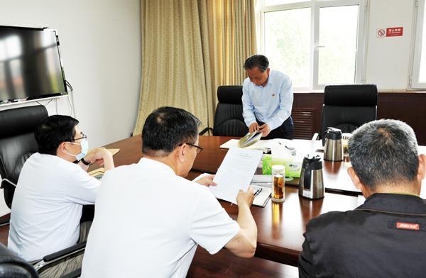 省委党史研究室开展支部学习观摩活动