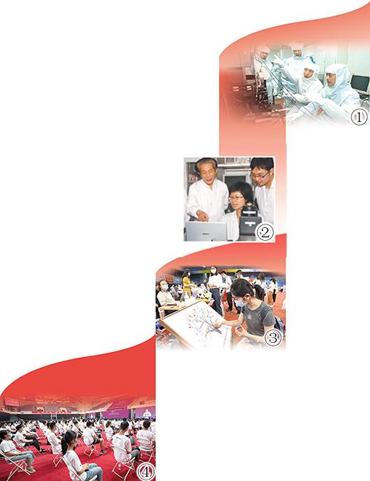 """【奋斗百年路 启航新征程】实施""""211工程""""""""985工程""""——向建设世界一流大学迈进(辉煌历程)"""
