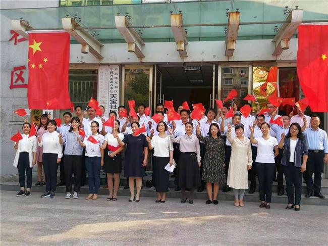 """许昌市委党史研究室组织开展""""经典红歌大家唱""""活动"""