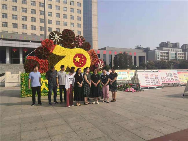 漯河市召陵区建成党史教育主题展馆