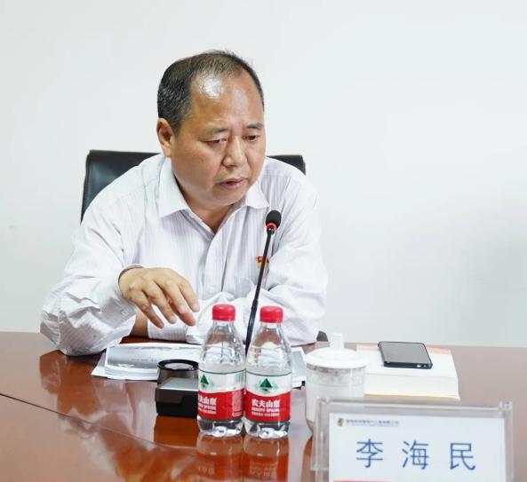 省委党史研究室副主任李海民应邀为国电投河南电力工程有限公司进行党史宣讲
