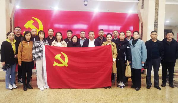 省委党史研究室组织党员干部观看红色电影《长津湖》